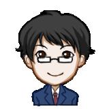 挨拶する田中さん