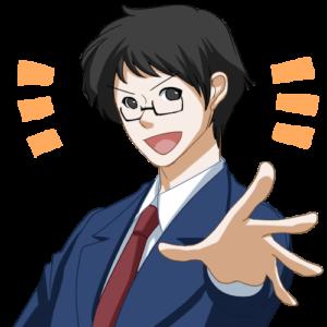 ズバッと言う田中さん